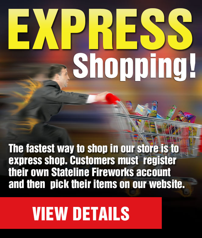 Stateline's Express Shopping