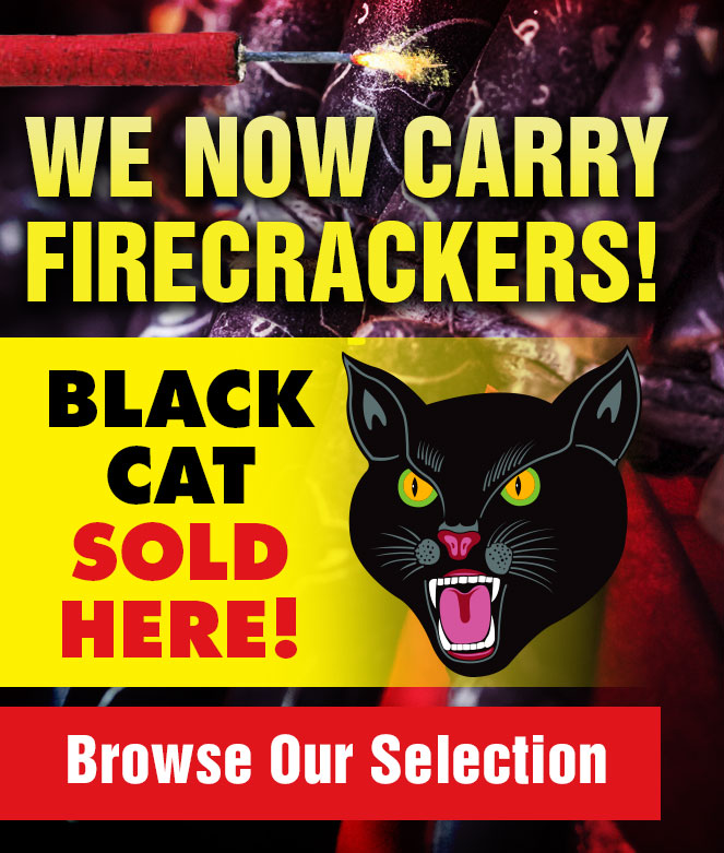Buy Firecrackers at Stateline Fireworks